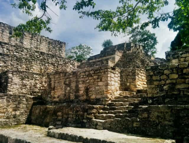 Calakmul abajo