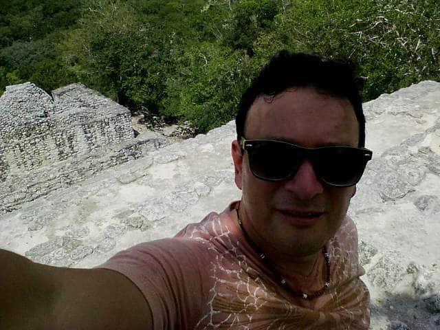 Calakmul julio