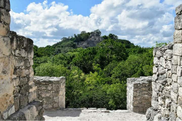 Calakmul.Foto.Mochileando por el Mundo.26