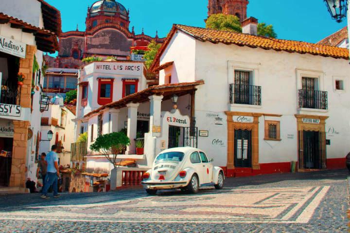 Conoce algunas curiosidades de Taxco te encantarán.Foto.Rentcars.1