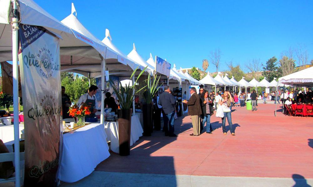 Culinary Fest en Baja California. Imagen. Guzzle. 2