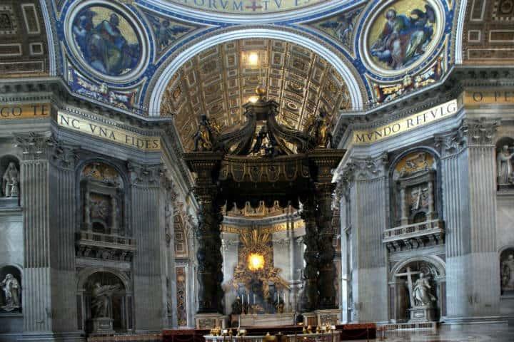 Datos curiosos del Vaticano. Imagen. El Demetrio 7