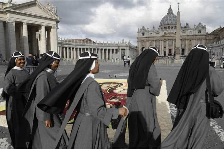 Datos curiosos del Vaticano. Imagen: El Newspaper