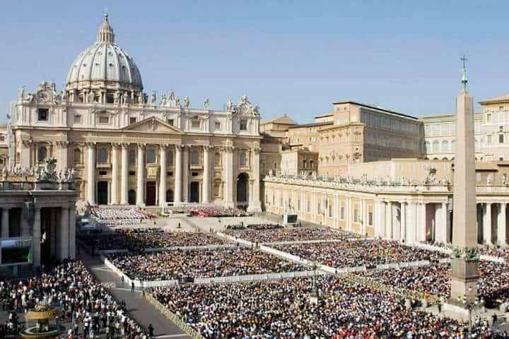 Datos curiosos del Vaticano. Imagen. El Protocol 6