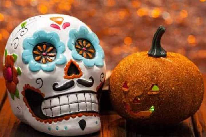 Diferencia entre Halloween y Día de Muertos. Foto: Archivo