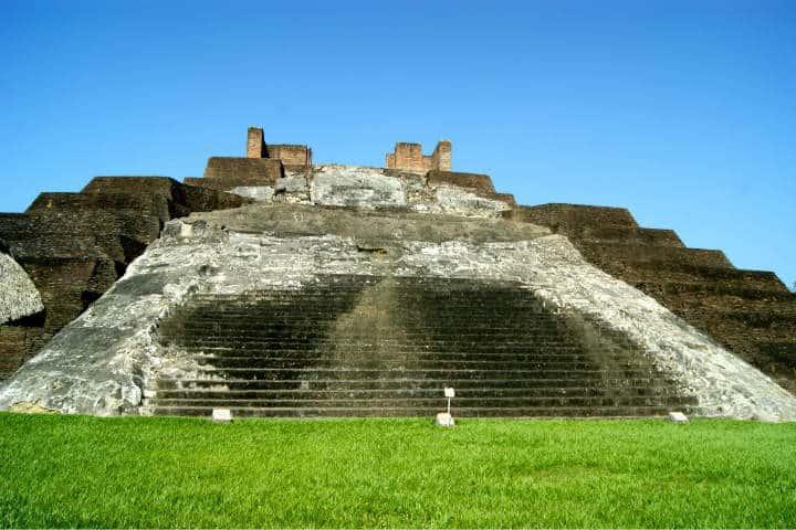 Edificaciones de Comalcalco.Foto.Pinterest.7
