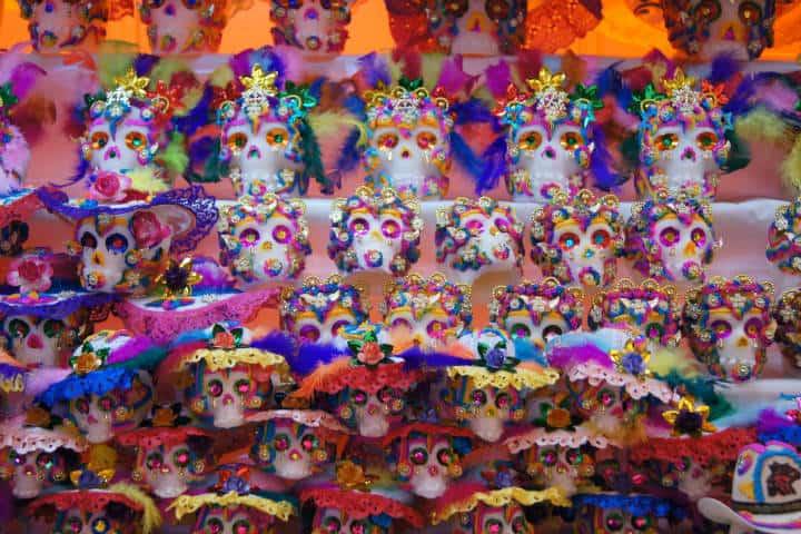 Feria del Alfeñique. Toluca de Lerdo. Foto: Jorge Nava