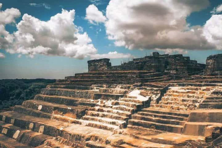 Imagina haber estado en esos tiempos de ceremonias.Foto.El Heraldo de México.6