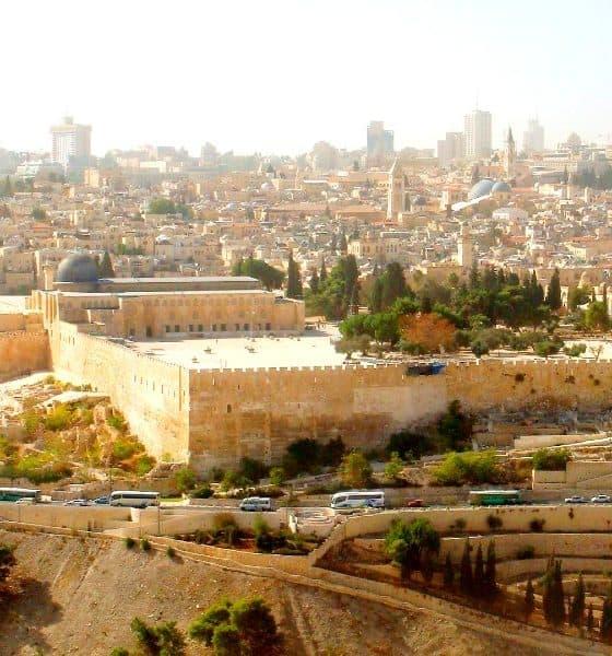 Jerusalén, Israel. Imagen. Archivo.