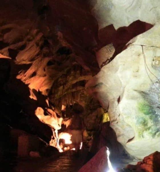 Las Grutas de Coconá en Tabasco, y su cenote escondido. Tabasco. Imagen. Archivo