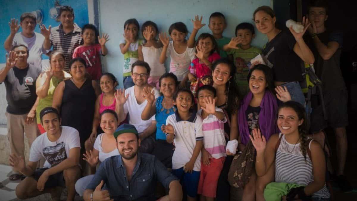Las mejores vacaciones de voluntariado en México. Voluntarios. Imagen. Archivo