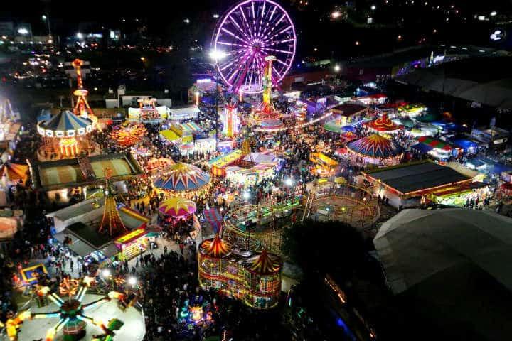 Mucha diversión en la Feria Tlaxcala.Foto.Tlaxcala Quadratin.2
