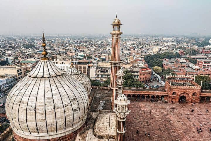 Nueva Delhi. Foto: confused_me