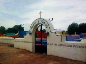 Pomuch cementerio