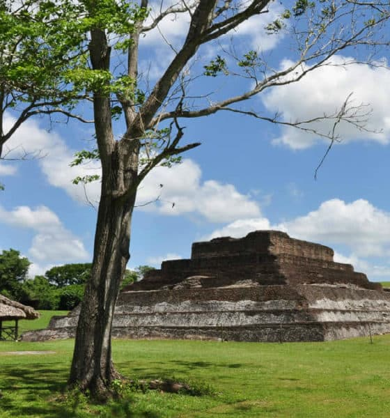 Portada.Comalcalco en Tabasco.Foto.México es Cultura