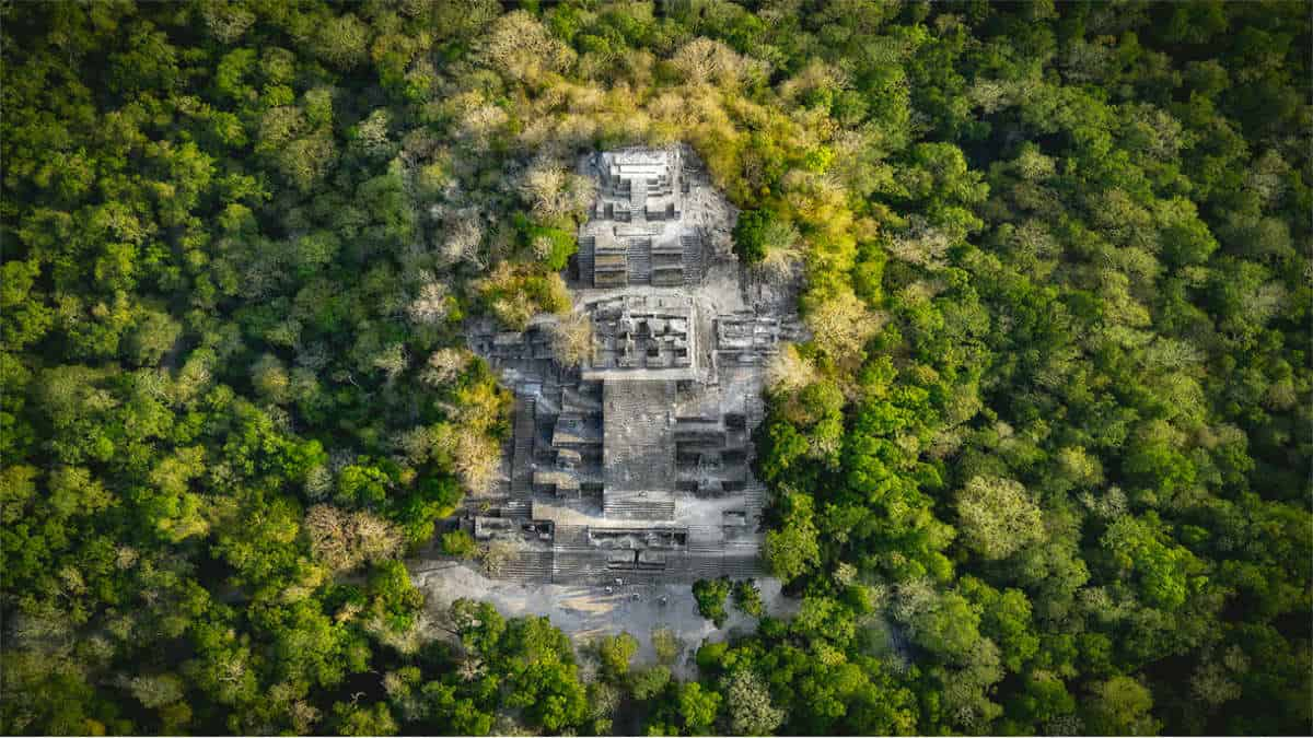 Portada.Visita en Calakmul.Foto.Pepe Soho