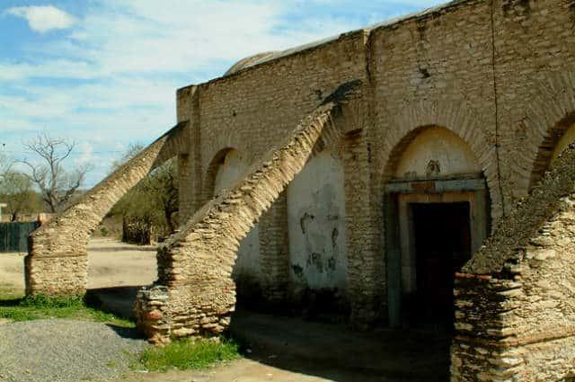 Real de Asientos historico. Foto: Archivo