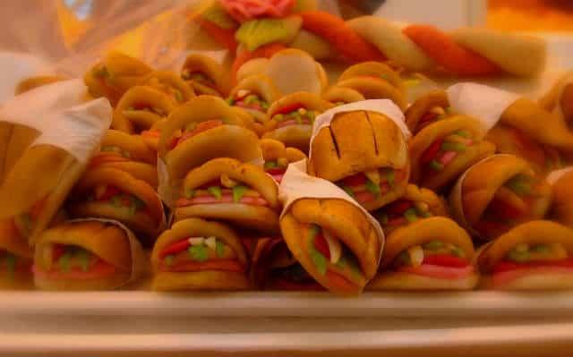 Tortitas de alfeñique Jorge Nava