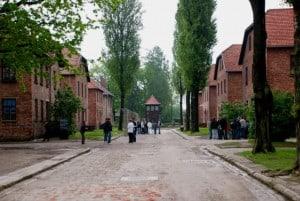 Visita Auschwitz Xiquinho