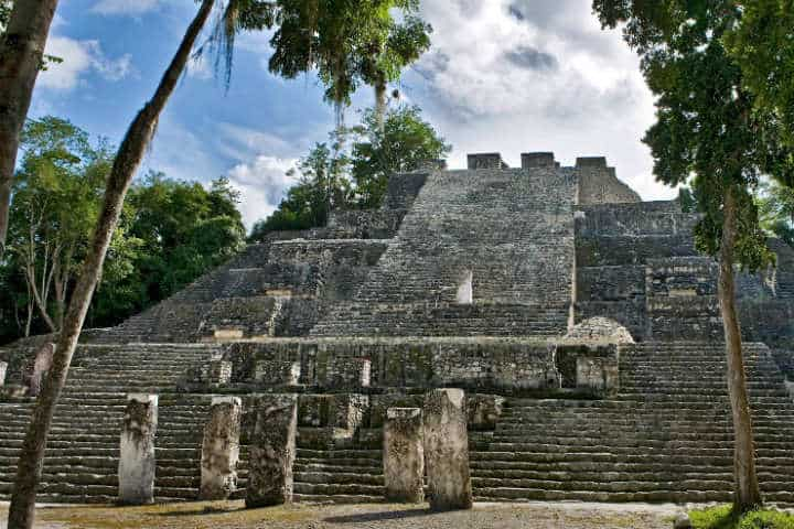 Visita en Calakmul.Foto.Cultura Campeche.2