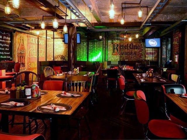 burguer bar joint restaurante
