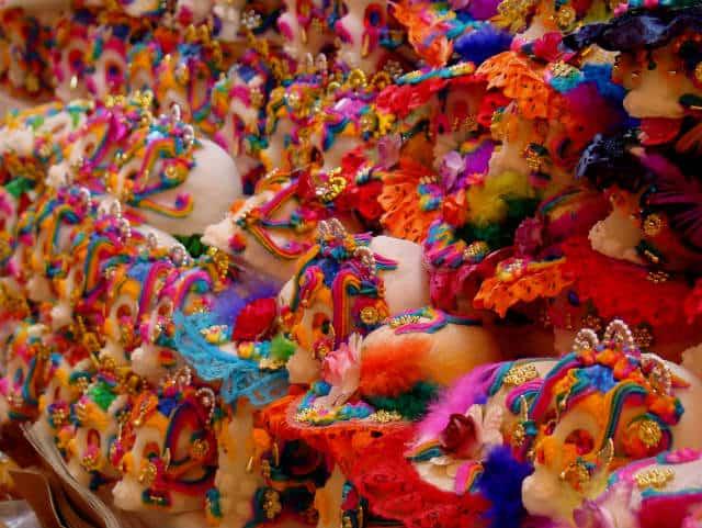 calaveritas exhibicion Foto Jorge Nava