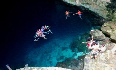 cenotes de cuzaman chelentun, Cenotes de Yucatán