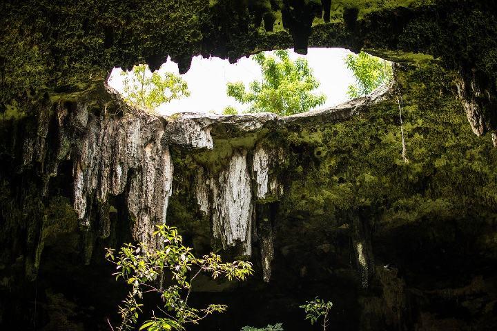 Parque Xenotes Riviera Maya