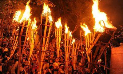 festival del fuego