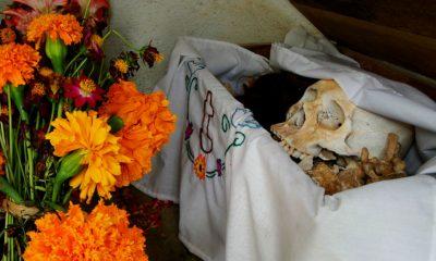 Pomuch, Campeche, dia de muertos