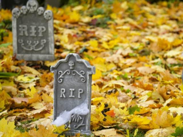 halloween cementerio