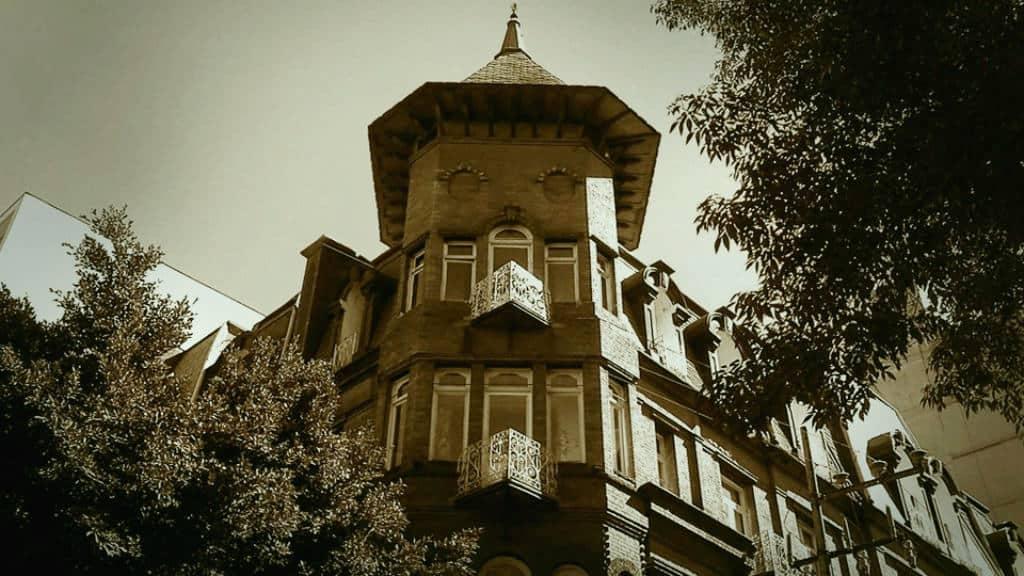 leyendas df Casa de las brujas