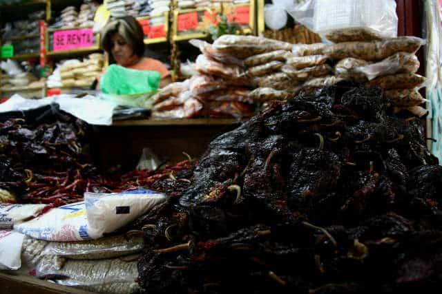 mercado de san juan Sol Robayo