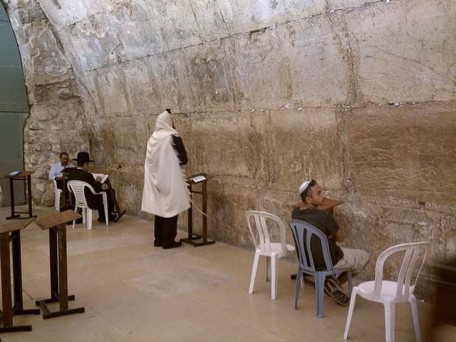 muro de los lamentos judio