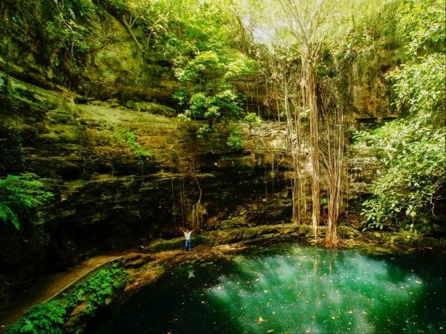 nomad republic cenote