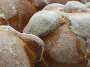 pan de muerto azucar