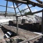 ruinas comlacalco sistema hidraulico
