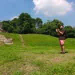 ruinas comalcalco aplauso