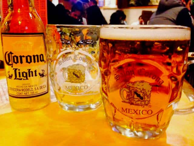 salon corona beers