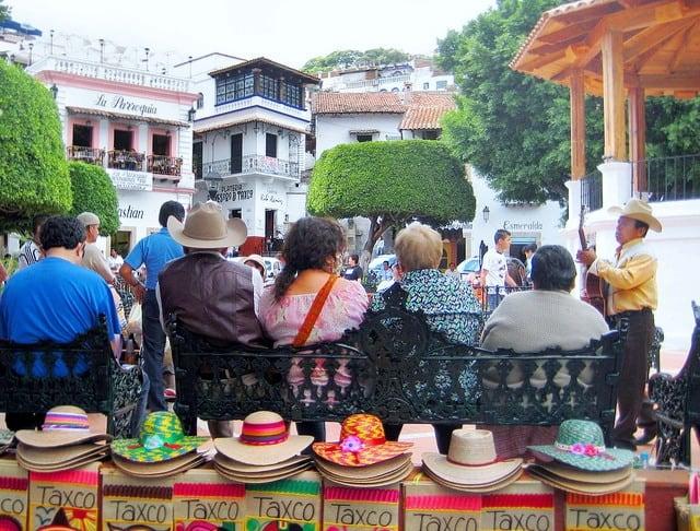 plaza de taxco