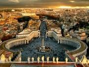 vaticano aerea