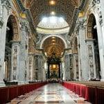 vaticano pasillo san pedro