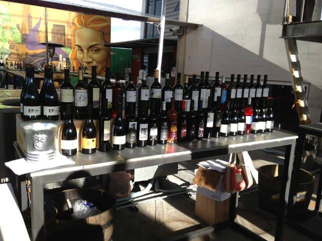 degusacion vinicola urbana