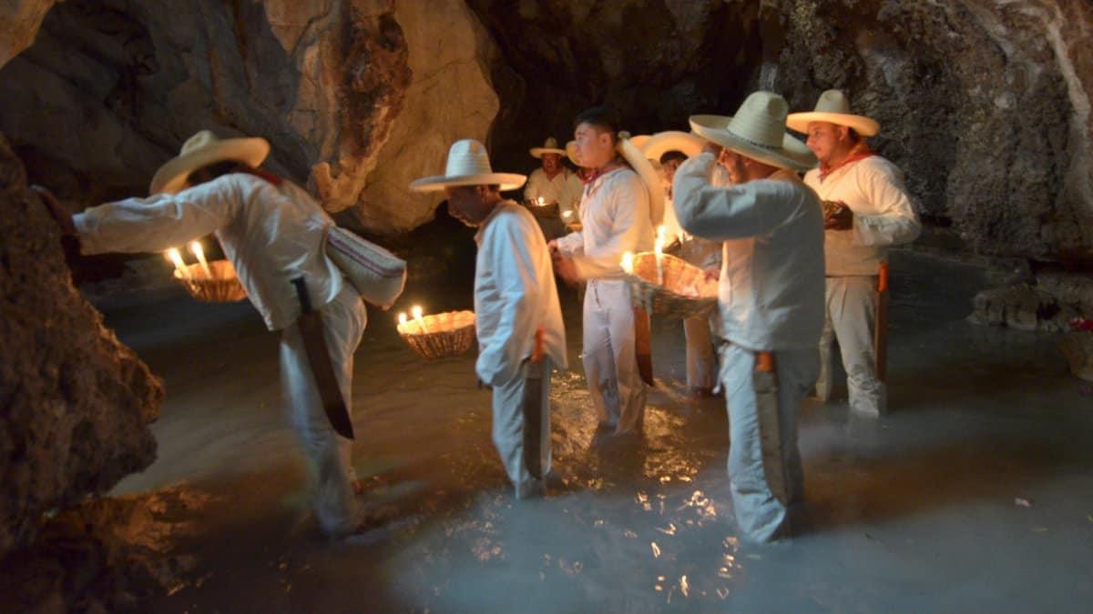 Cueva de las sardinas. Imagen: Tabasco. Archivo