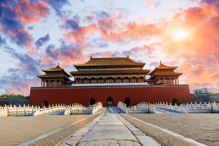 Bailando por todo China- National Geographic