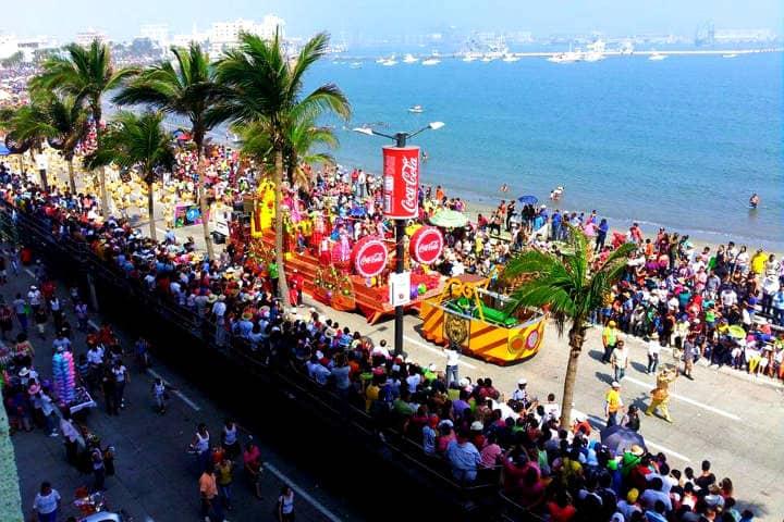 Carnaval de Veracruz Foto Distrito Médico Monterrey