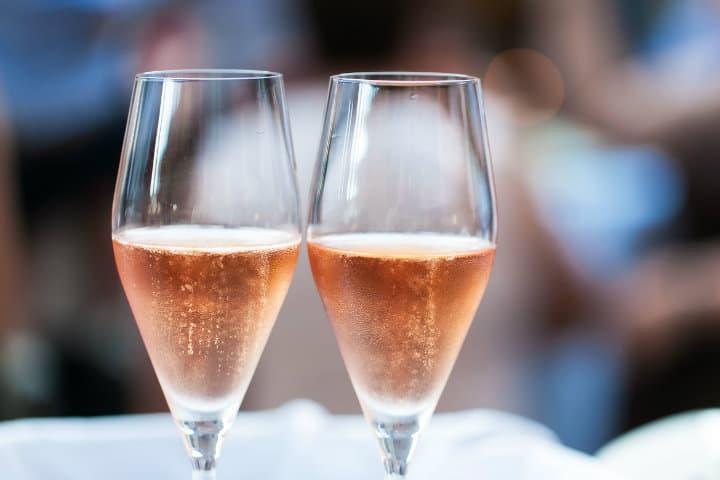 Champagne Rose.Foto Los Foodistas.13