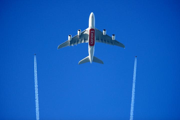 Comercial de Jetman. Foto. Aviación Digital
