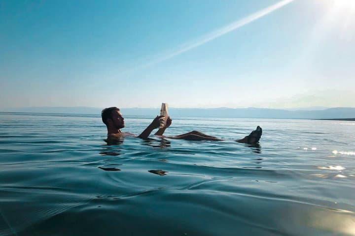 Descubre lo mágico del Mar Muerto.Foto.Hoteles en.1