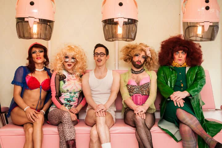 Drag Queens en The Royal Vauxhall Tavern.Foto.News Shopper.5